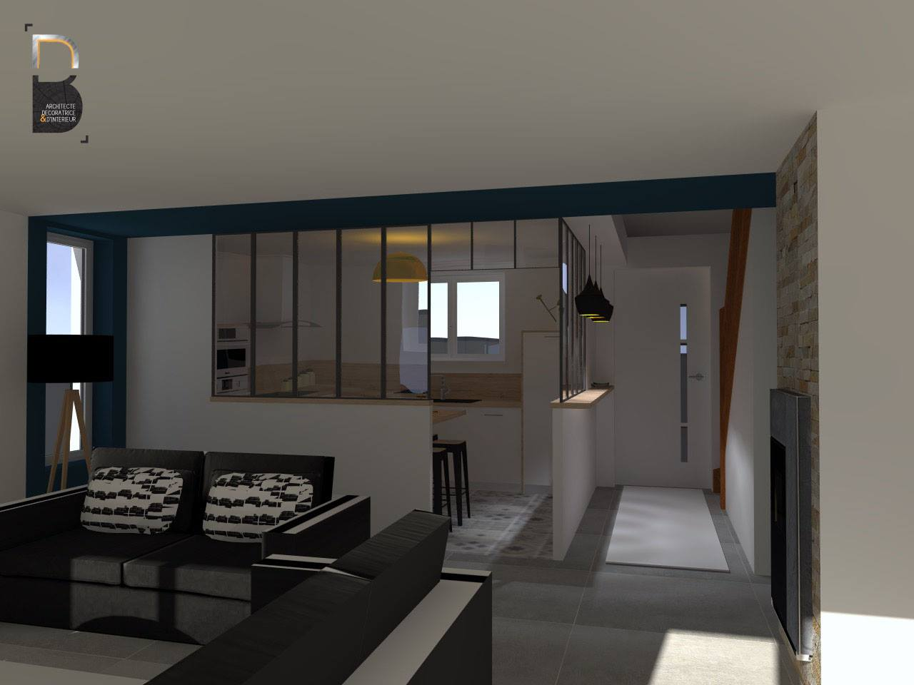 Agencement D Un Appartement T2 Archi Beaulieu