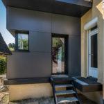 Extension Maison Rennes Architecture Saac Casquette